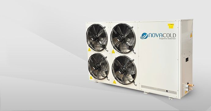 Industrial Cooling Device
