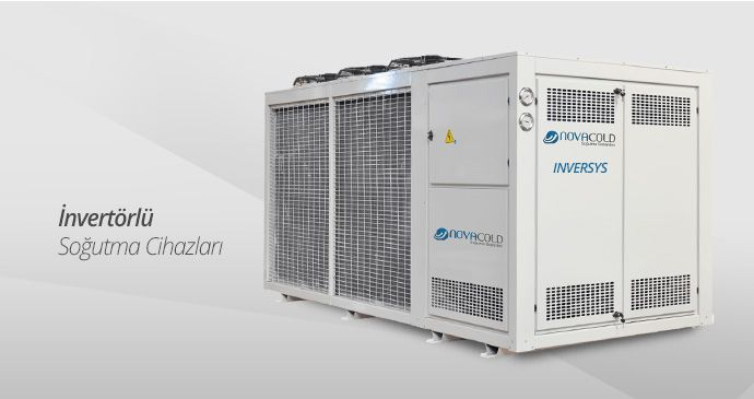 Inverter Industrial Cooling Systems