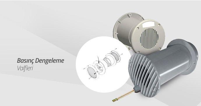 Pressure equalization valve & Pressure Equalization Valve - Nova Industrial Cooling Systems