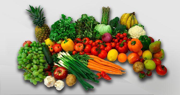 Yaş Sebze ve Meyve Soğuk Hava Deposu